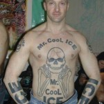 tatouage insolite Mr Cool Ice