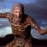 Tom Leppard, l'homme leopard