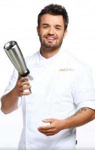 Tatouages Clément Torres top chef 2016