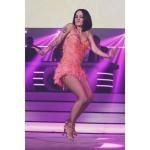Tatouages Alizée bras et cheville, dans danse avec les stars