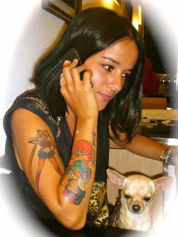 Tatouages Alizee Tattoo Tatouages Com