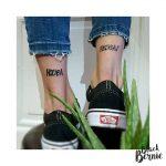 tatouage chevilles houba houba