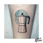 tatouage cafetiere