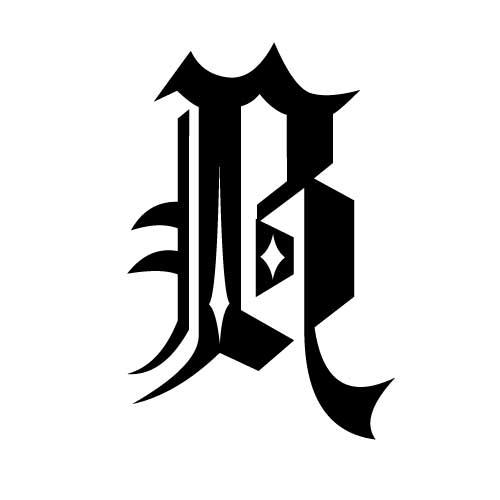 Tatouage Ecriture Gothique Modele Tatouage Lettres Gothiques Symbolique Des Ecritures Gothiques Tattoo Tatouages Com