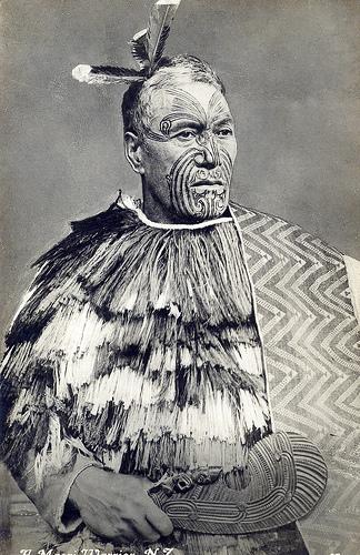 tatouage maori le style de tatouage tribal maori. Black Bedroom Furniture Sets. Home Design Ideas
