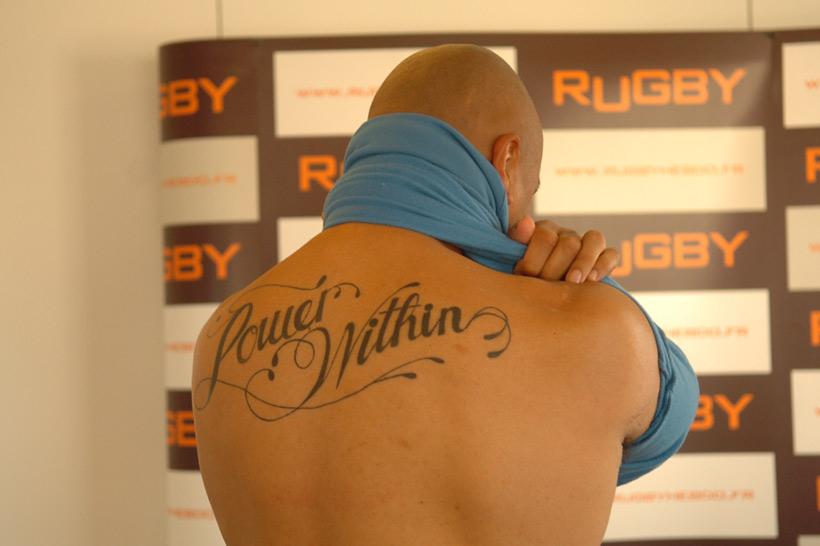 tatouage maori des all blacks : sonny bill williams, jonah lomu