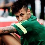 Tatouage de neymar sur le bras