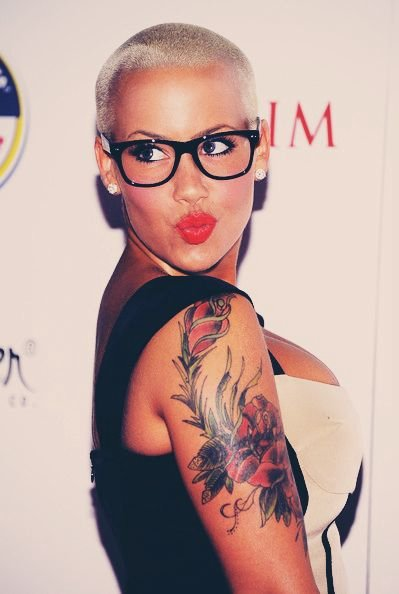tatouages de wiz khalifa amber rose tattoo tatouages com. Black Bedroom Furniture Sets. Home Design Ideas